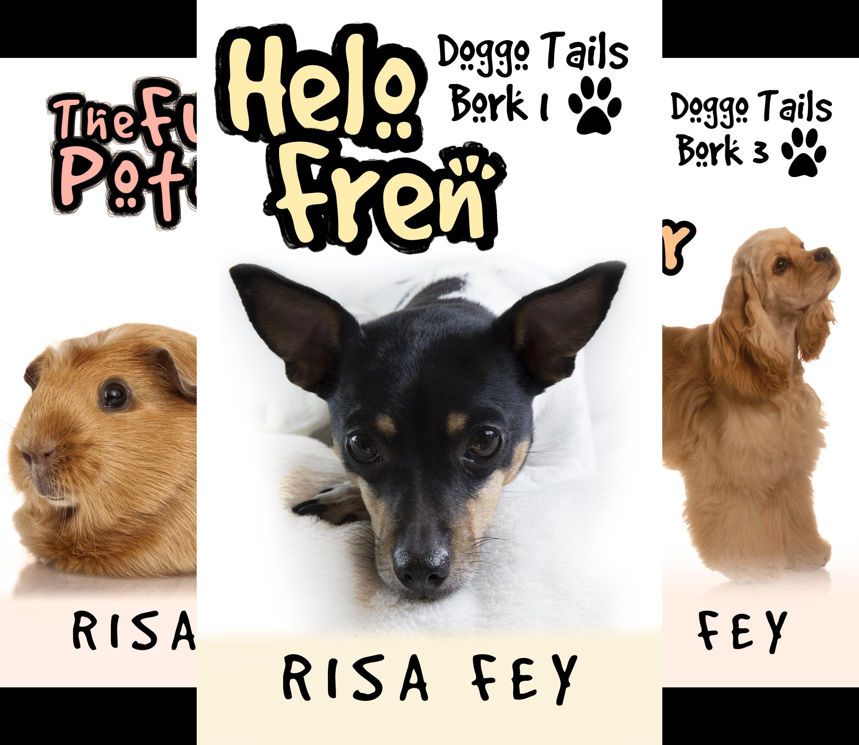 Doggo Tails (8 Book Series)