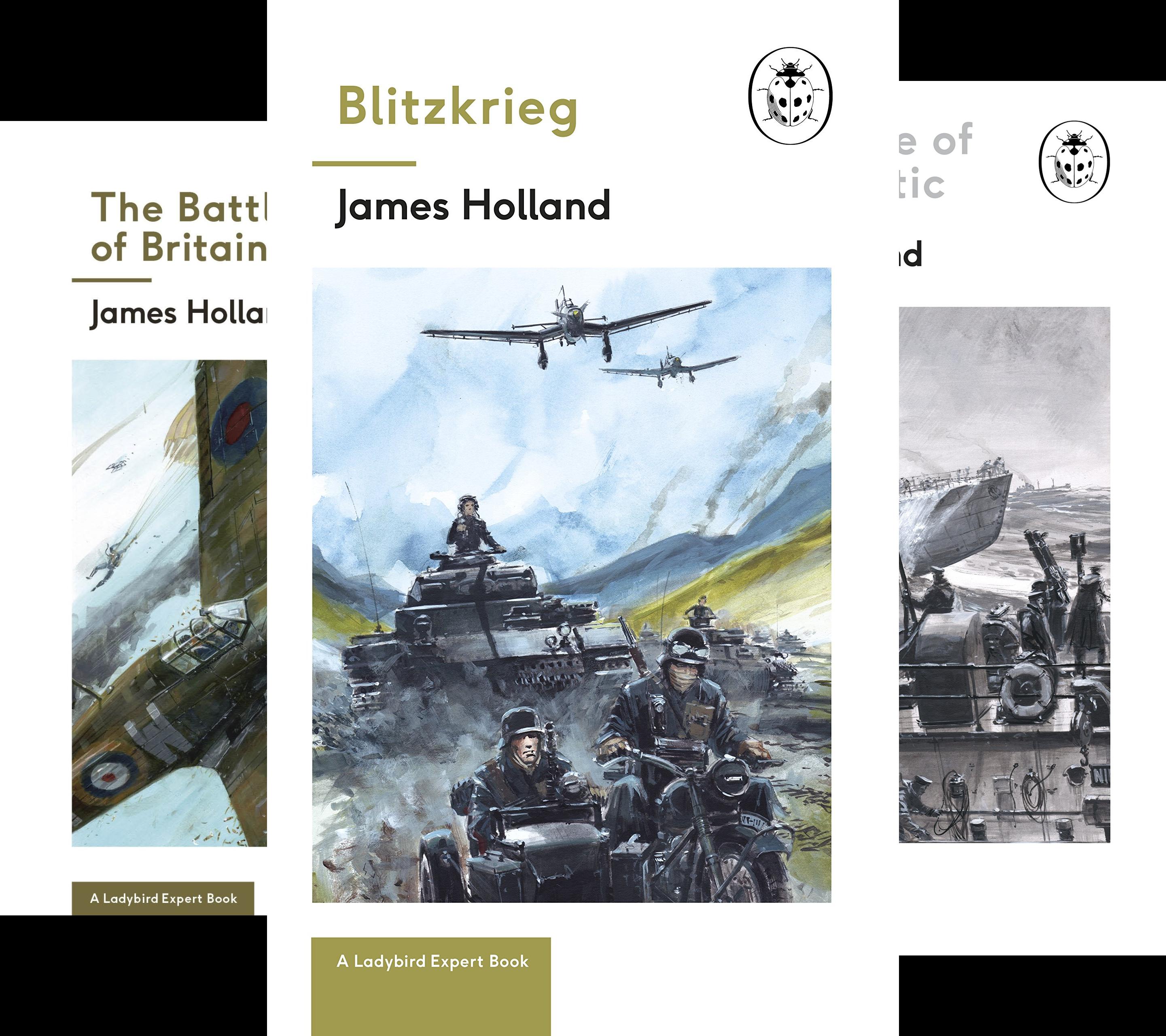 The Ladybird Expert Series (5 Book Series)