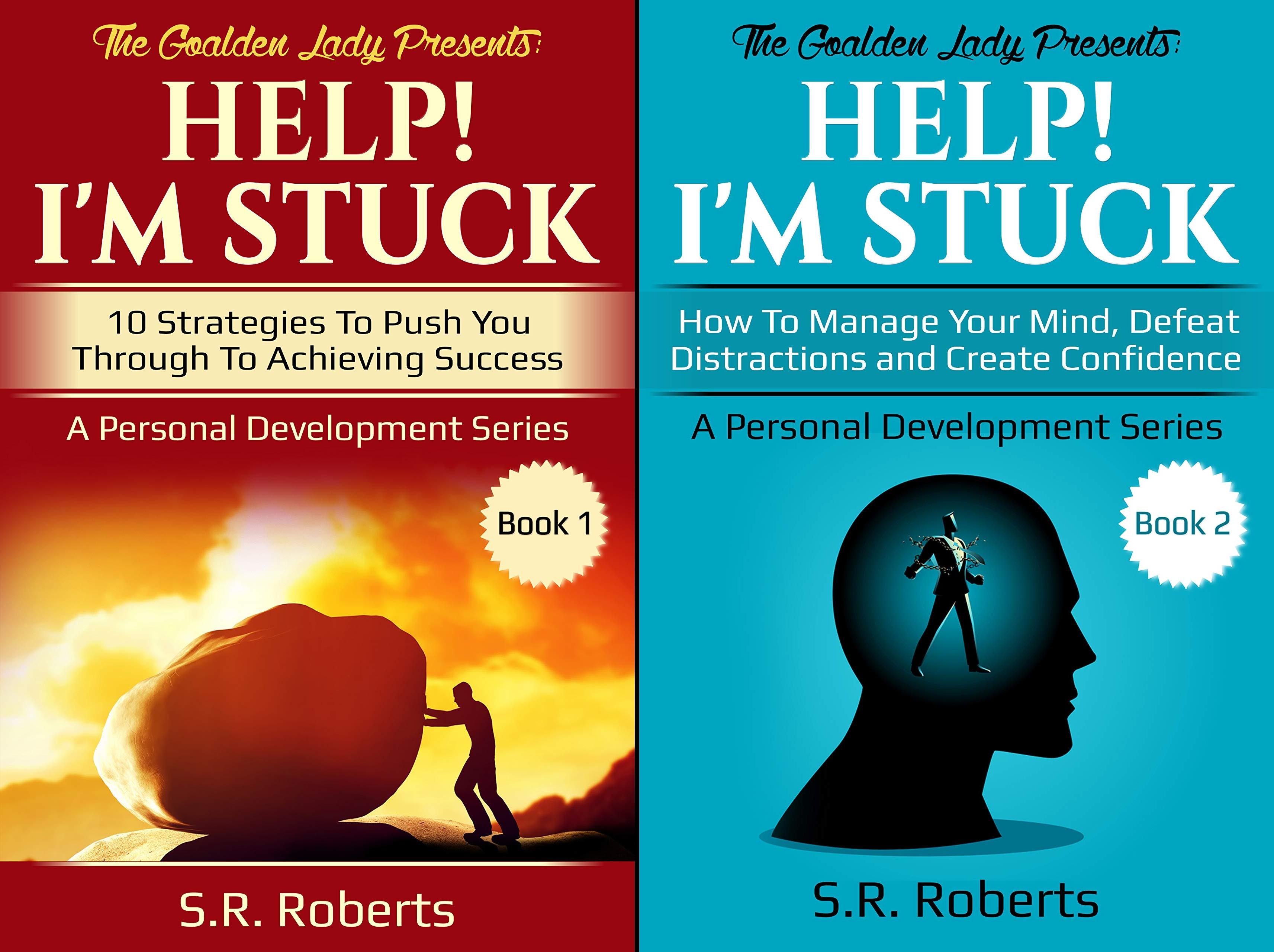 Help! I'm Stuck (2 Book Series)