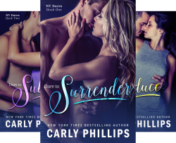 NY Dares (3 Book Series) by  Carly Phillips