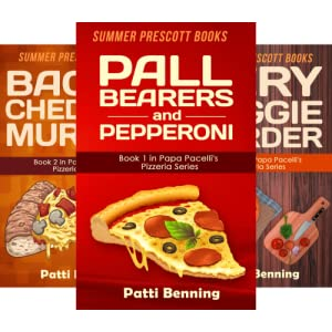 the papa pacelli s pizzeria series 27 book series