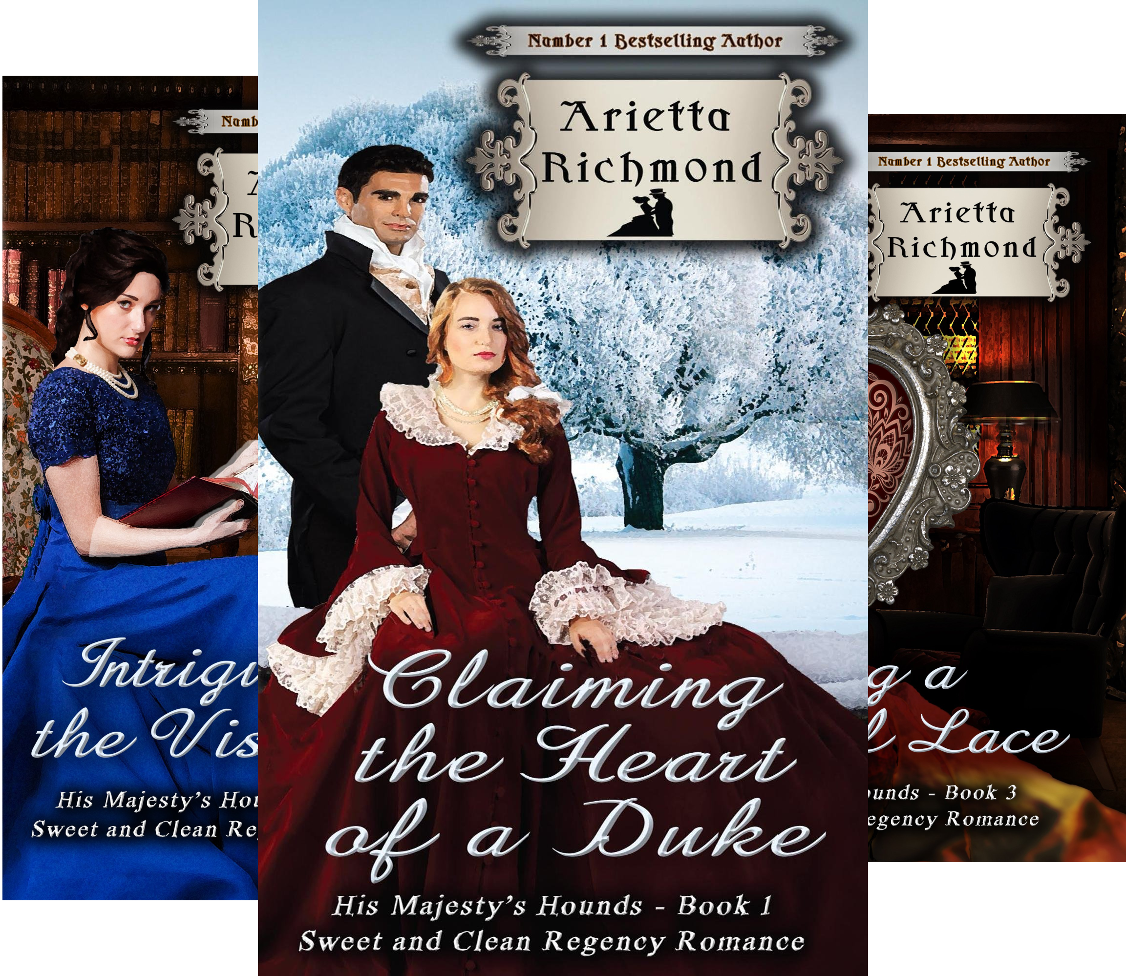 His Majesty's Hounds (8 Book Series)