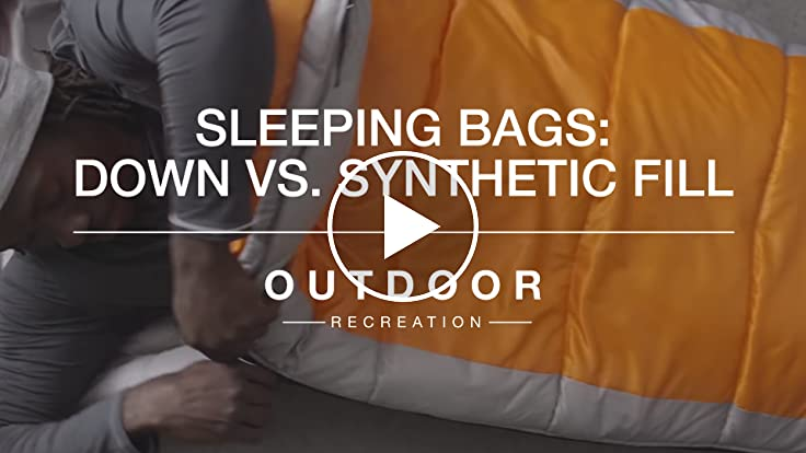 Sleeping Bags Down Vs Synthetic Fill