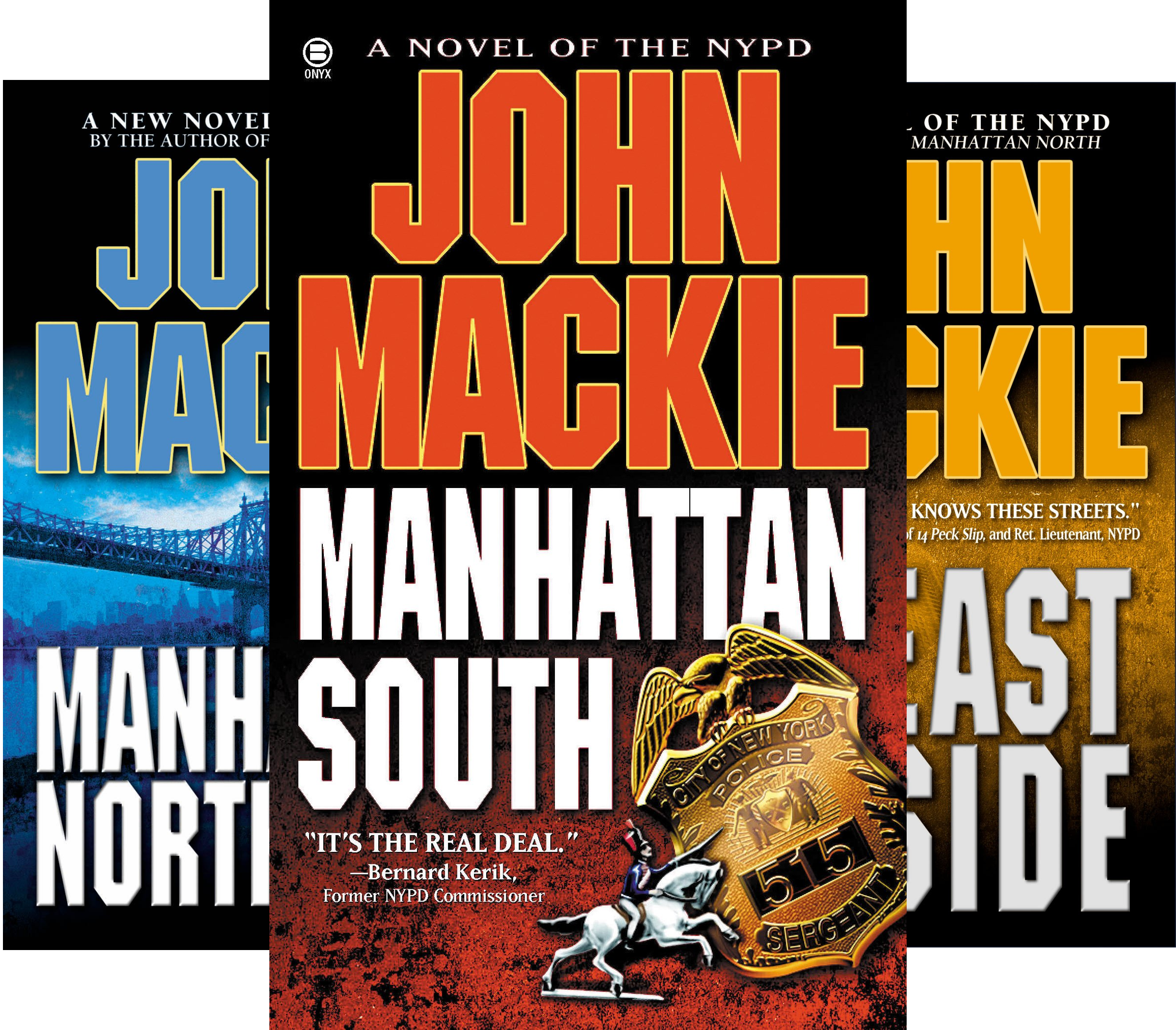 The Thorn Savage NYPD Series (5 Book Series)