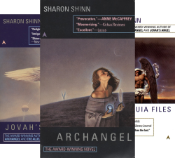 Angel (5 Book Series) Kindle Edition by Sharon Shinn
