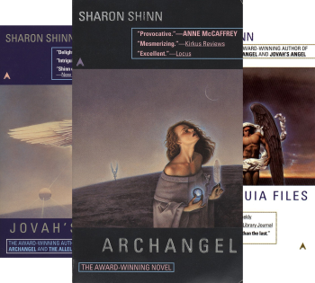 Angel (5 Book Series) Kindle Edition by Sharon Shinn