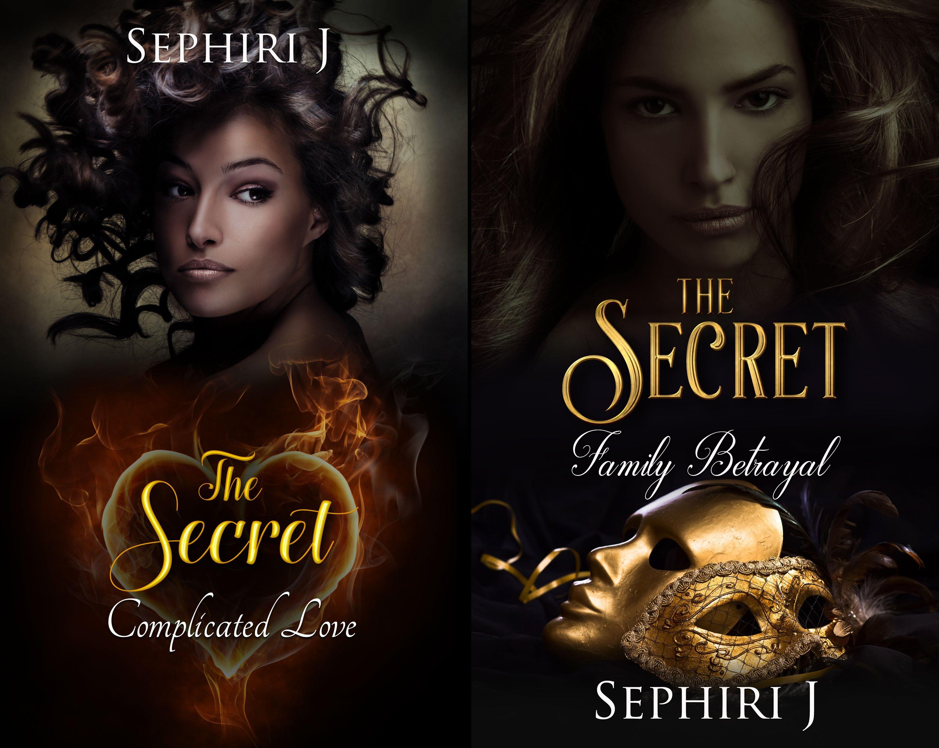 The Secret Series (2 Book Series)