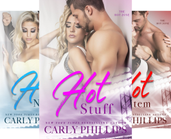 Hot Zone (4 Book Series) by  Carly Phillips