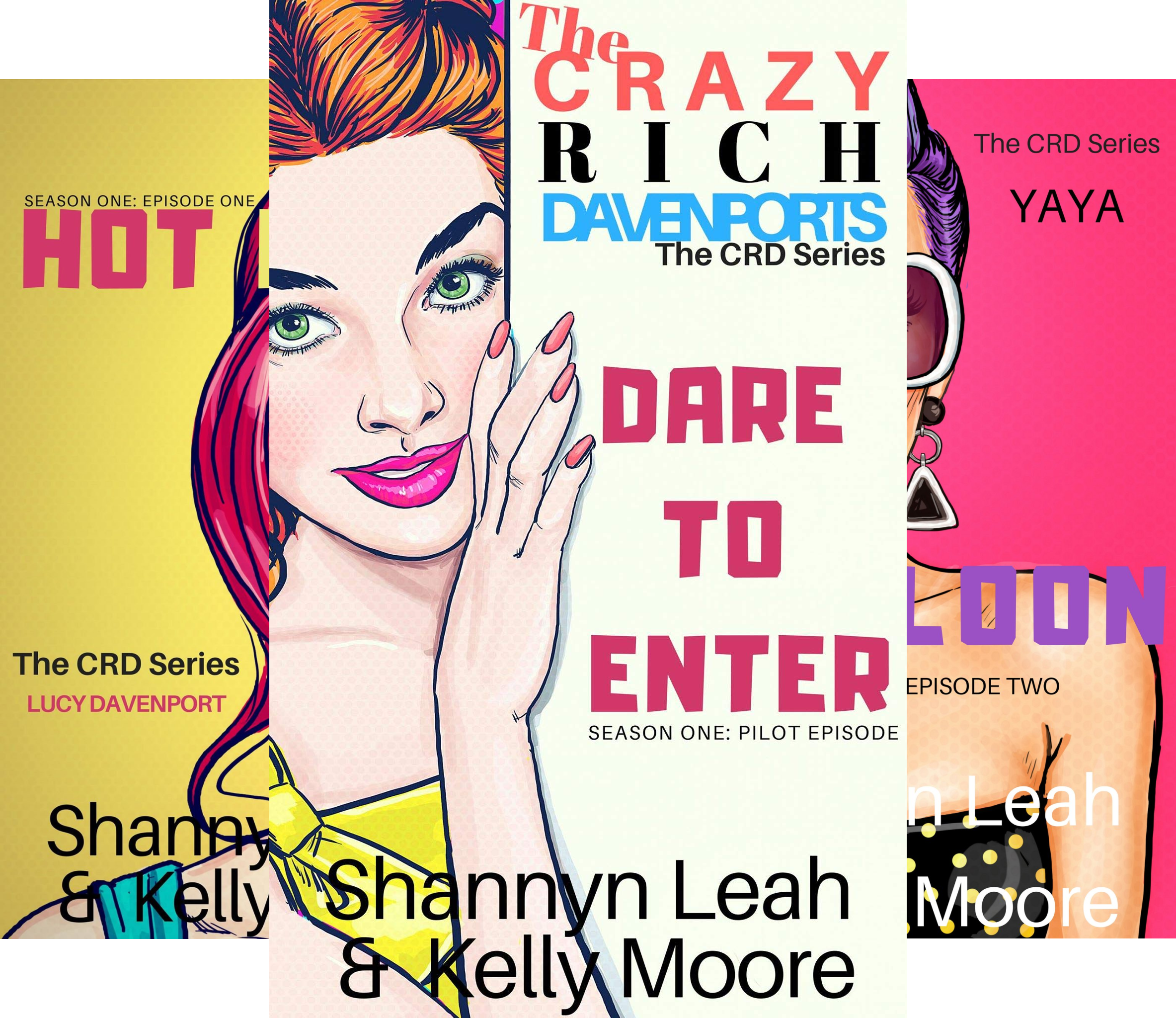 The CRD Series (6 Book Series)