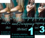 img - for Sexy Swinging and Swapping Stories (6 Book Series) book / textbook / text book