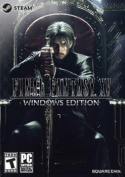 Final Fantasy XV Windows Edition for PC [Digital Download]