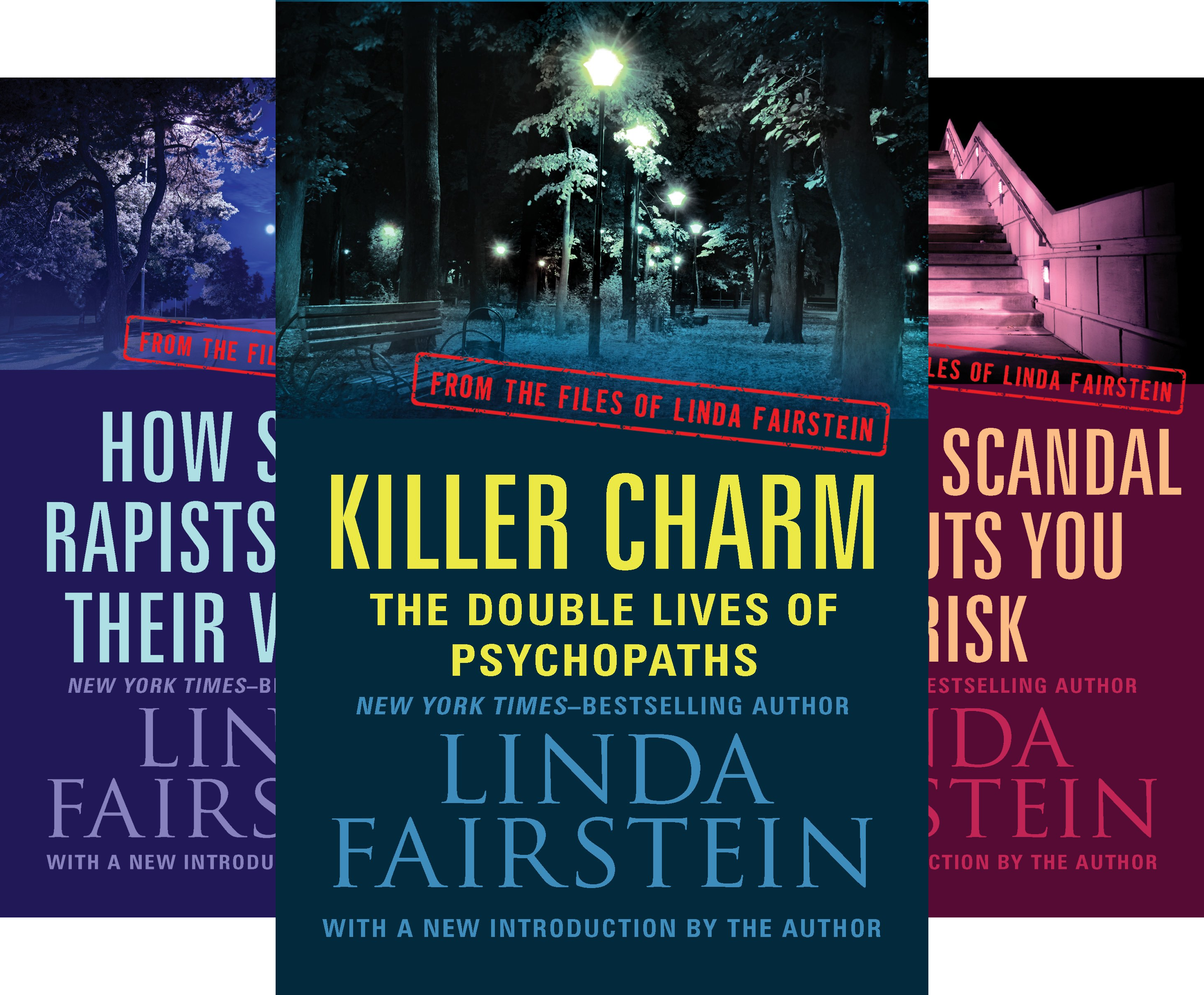 From the Files of Linda Fairstein (7 Book Series)