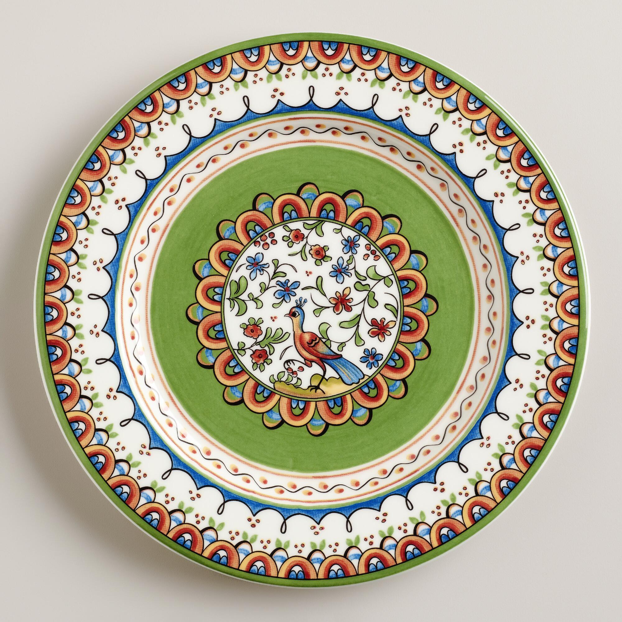 Passaro Salad Plates, Set of 4 | World Market