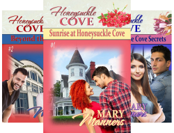 Honeysuckle Cove (6 Book Series) by  Mary Manners Mary  Manners