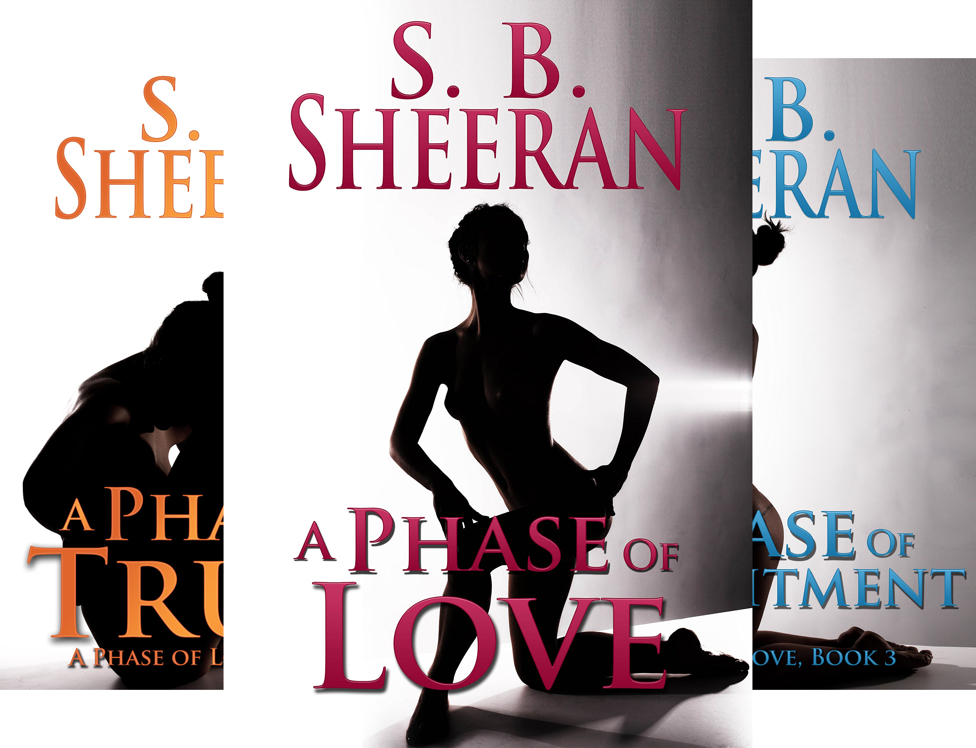 Books : A Phase of Love (3 Book Series)