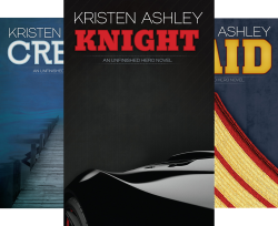 The Unfinished Heroes Series (5 Book Series) by  Kristen Ashley