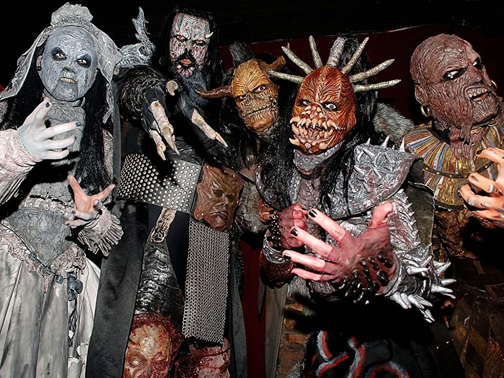 Lordi On Amazon Music