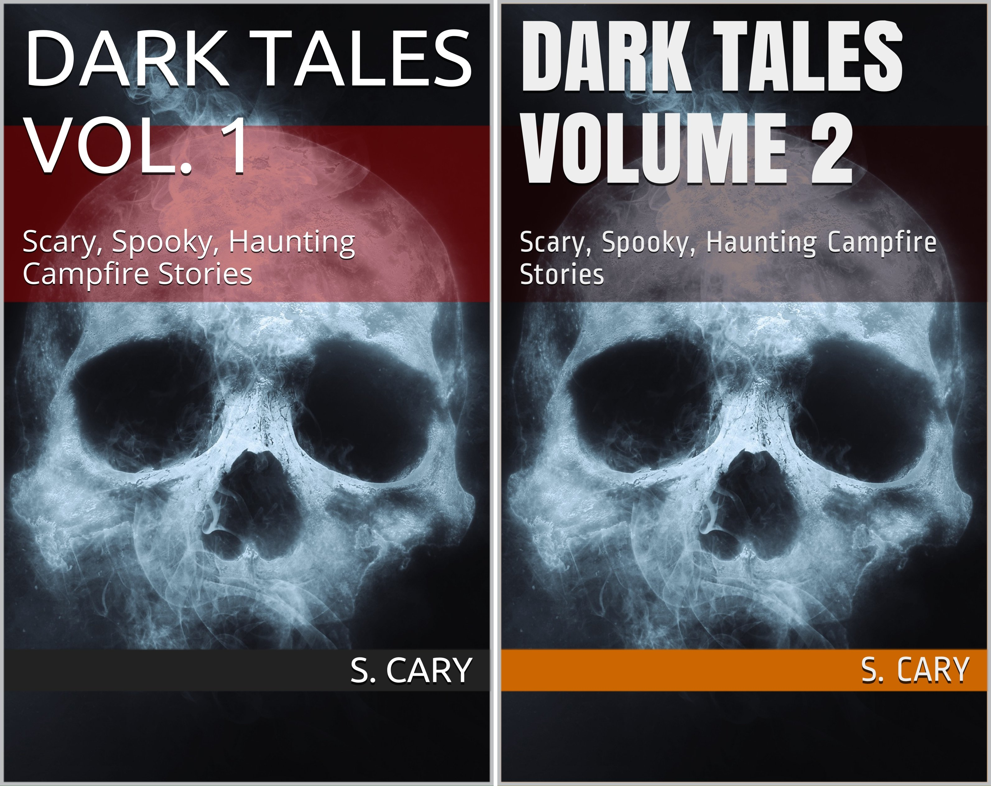 Dark Tales (2 Book Series)