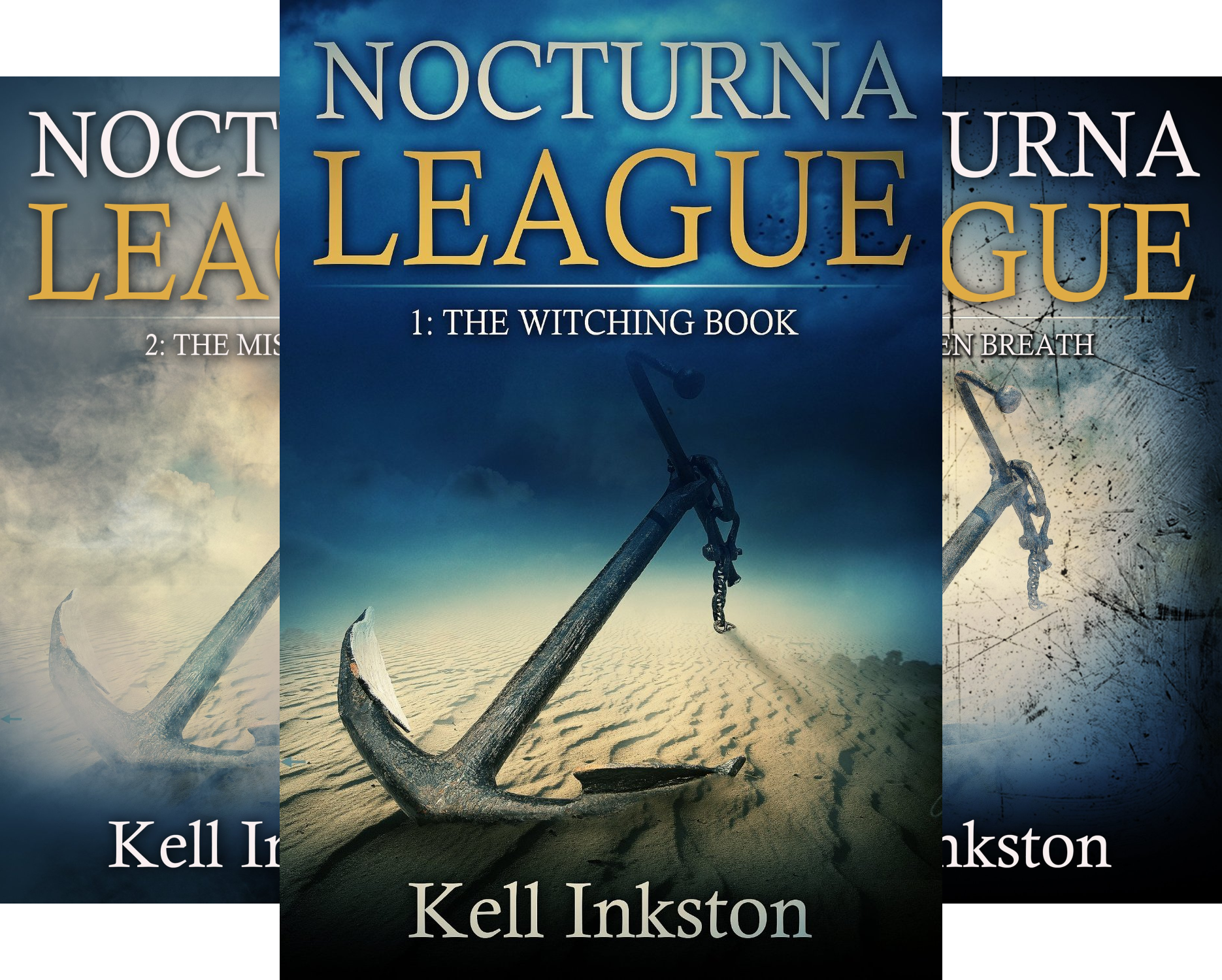 Nocturna League (5 Book Series)