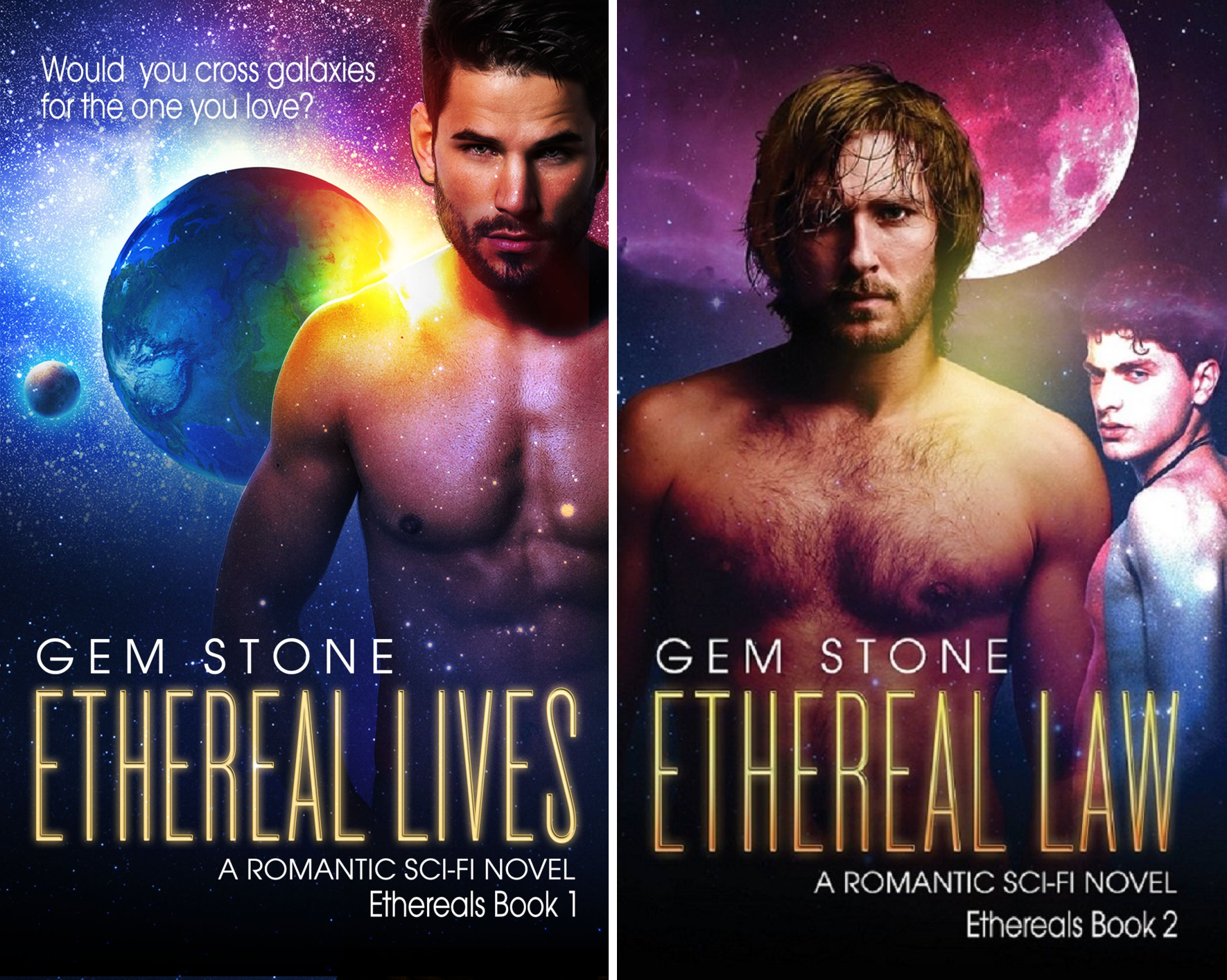 Ethereals (2 Book Series)
