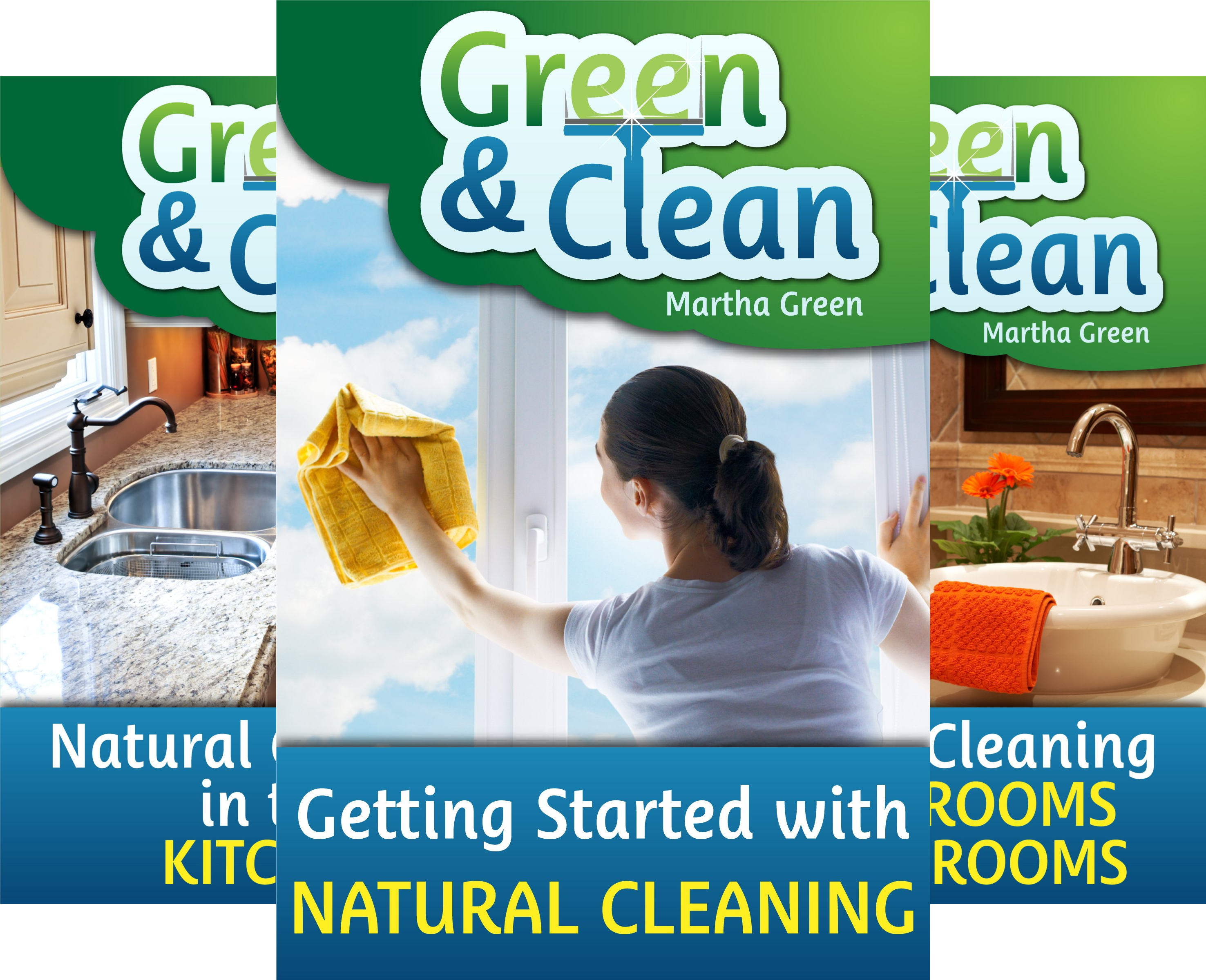 Green and Clean (6 Book Series)