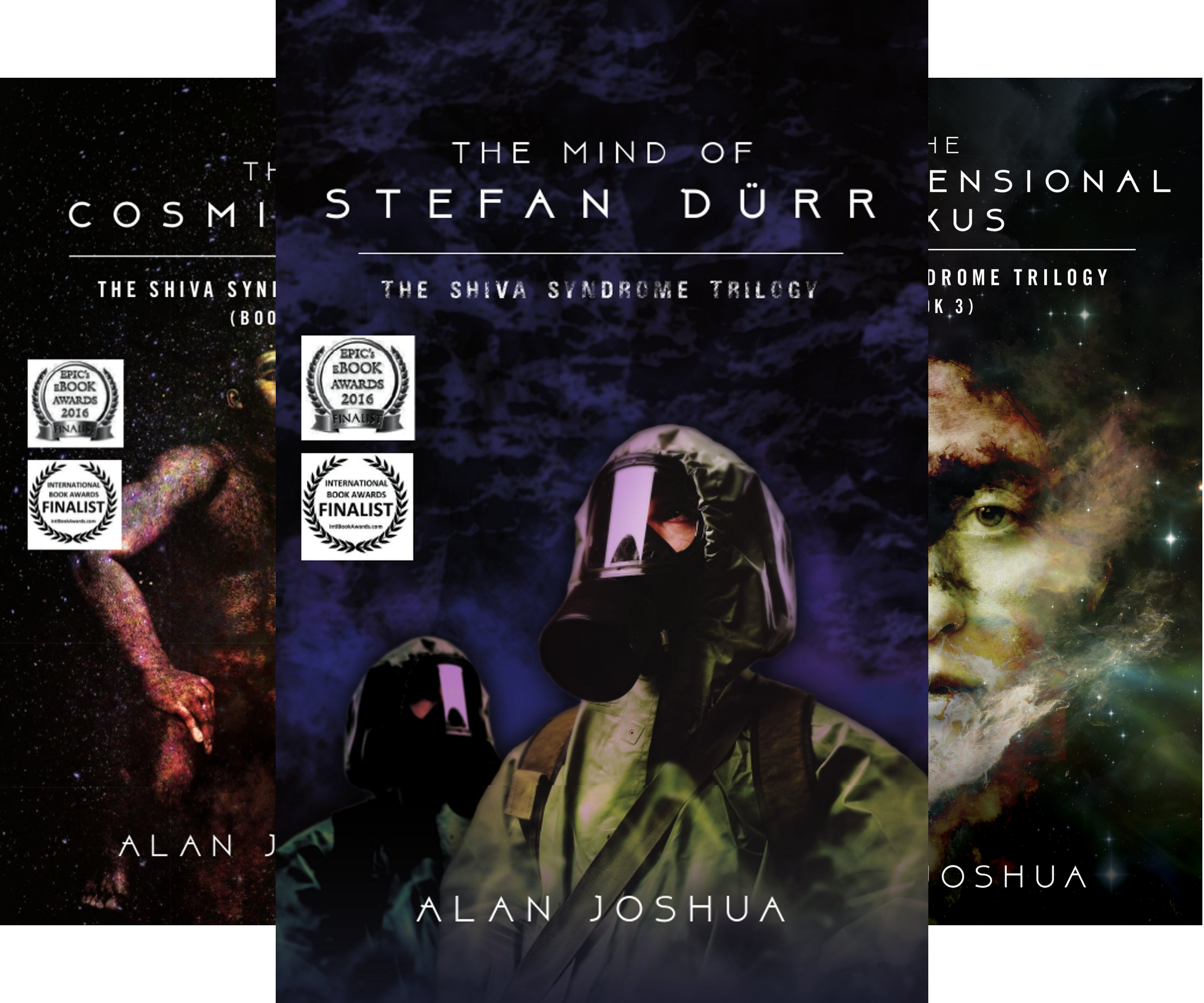 The SHIVA Syndrome Trilogy (3 Book Series)