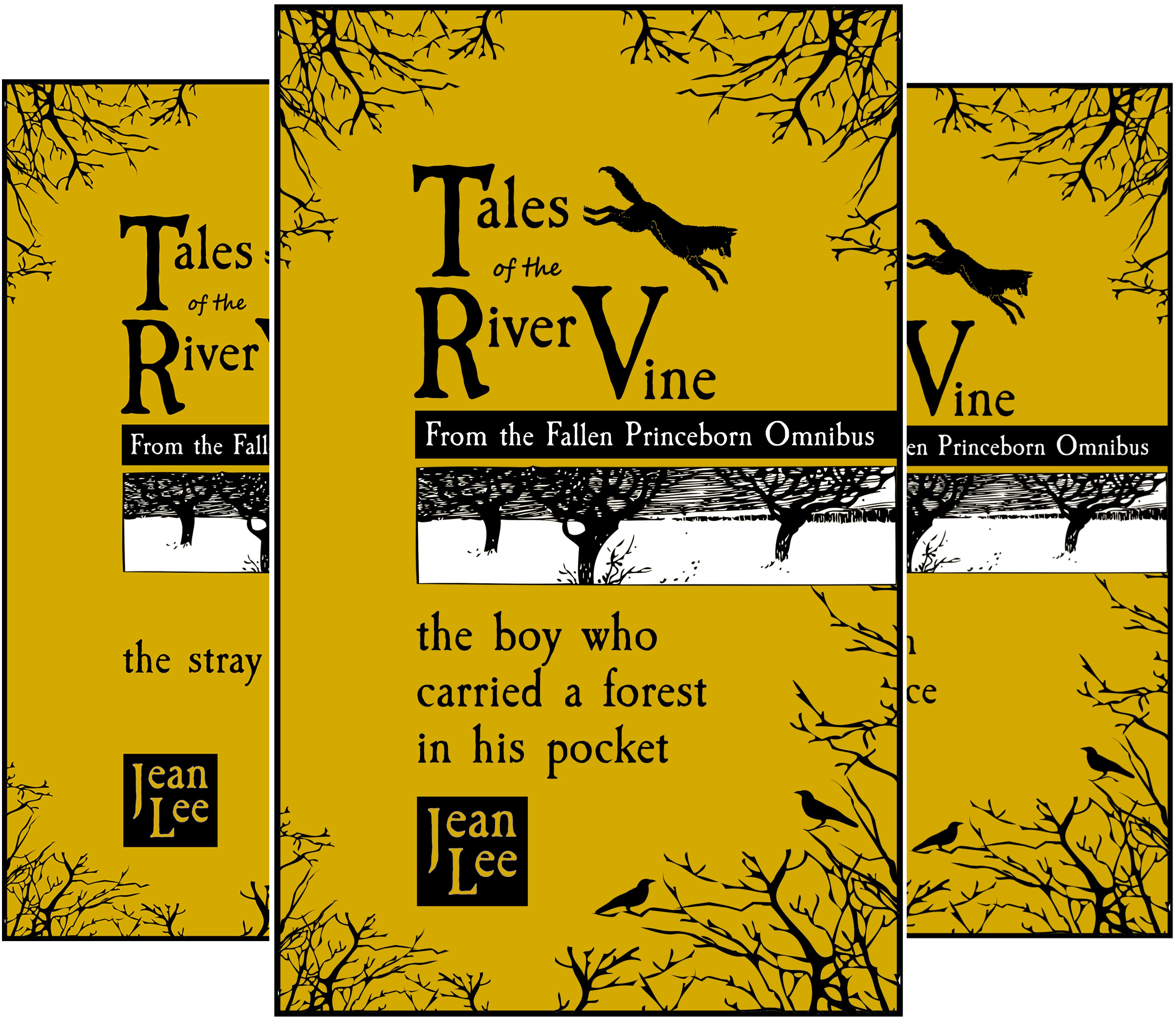 Tales of the River Vine (4 Book Series)