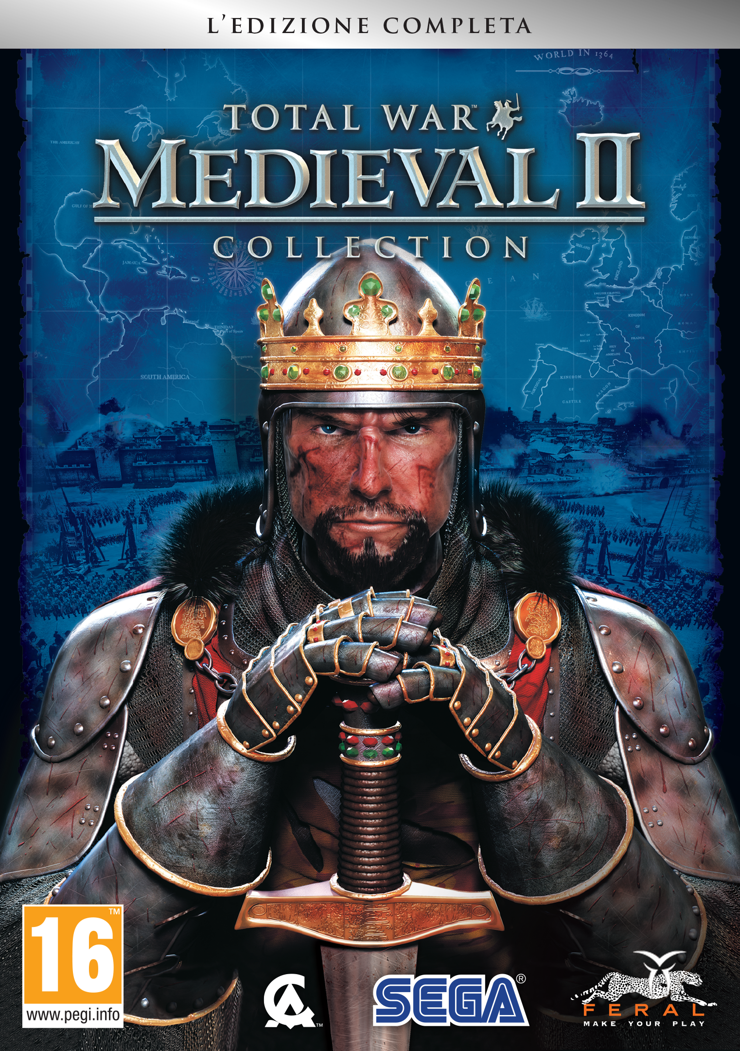 Medieval II : Total War Collection - Mac [Steam Code] [Mac Code