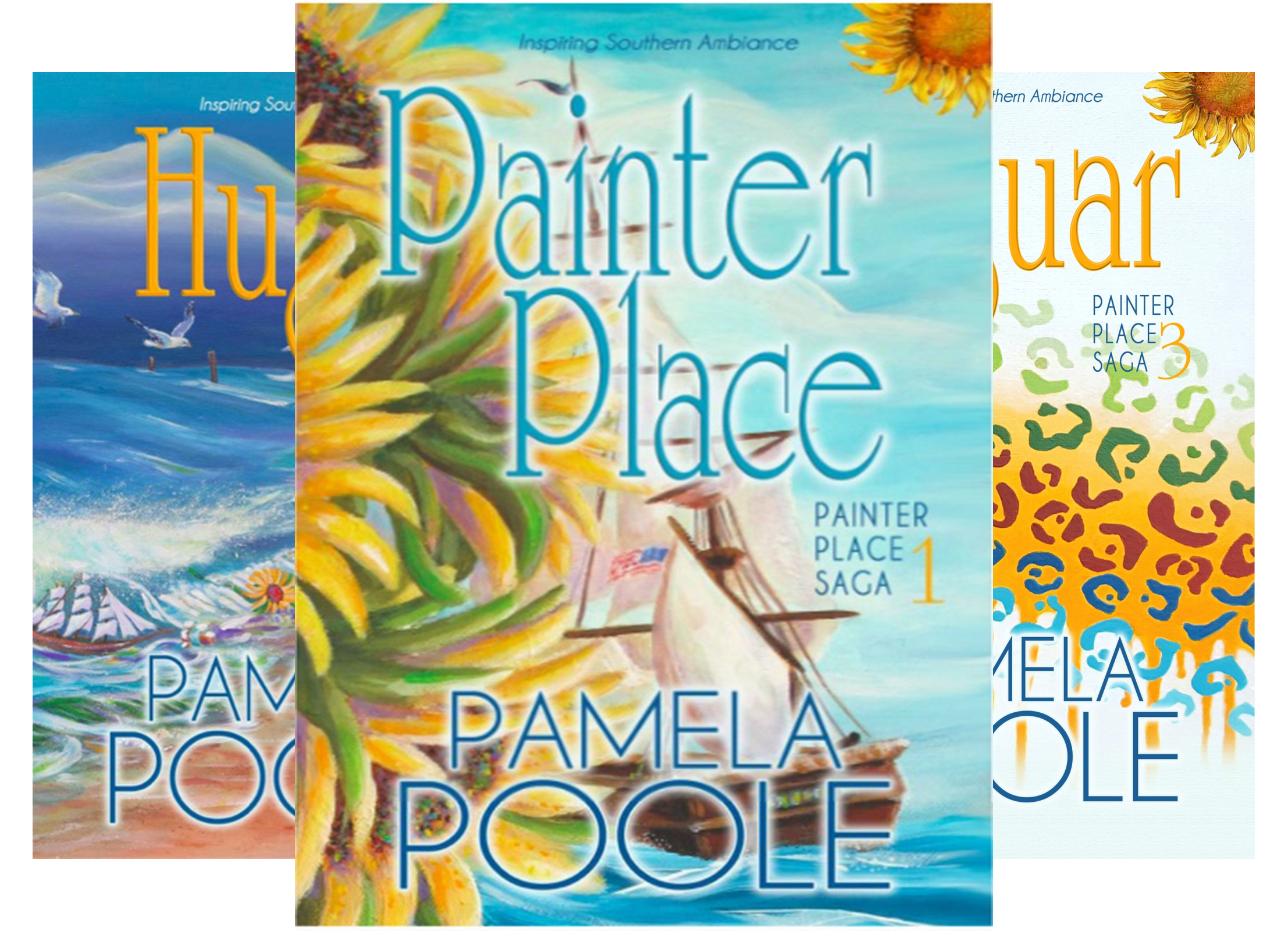 Painter Place Saga (3 Book Series)