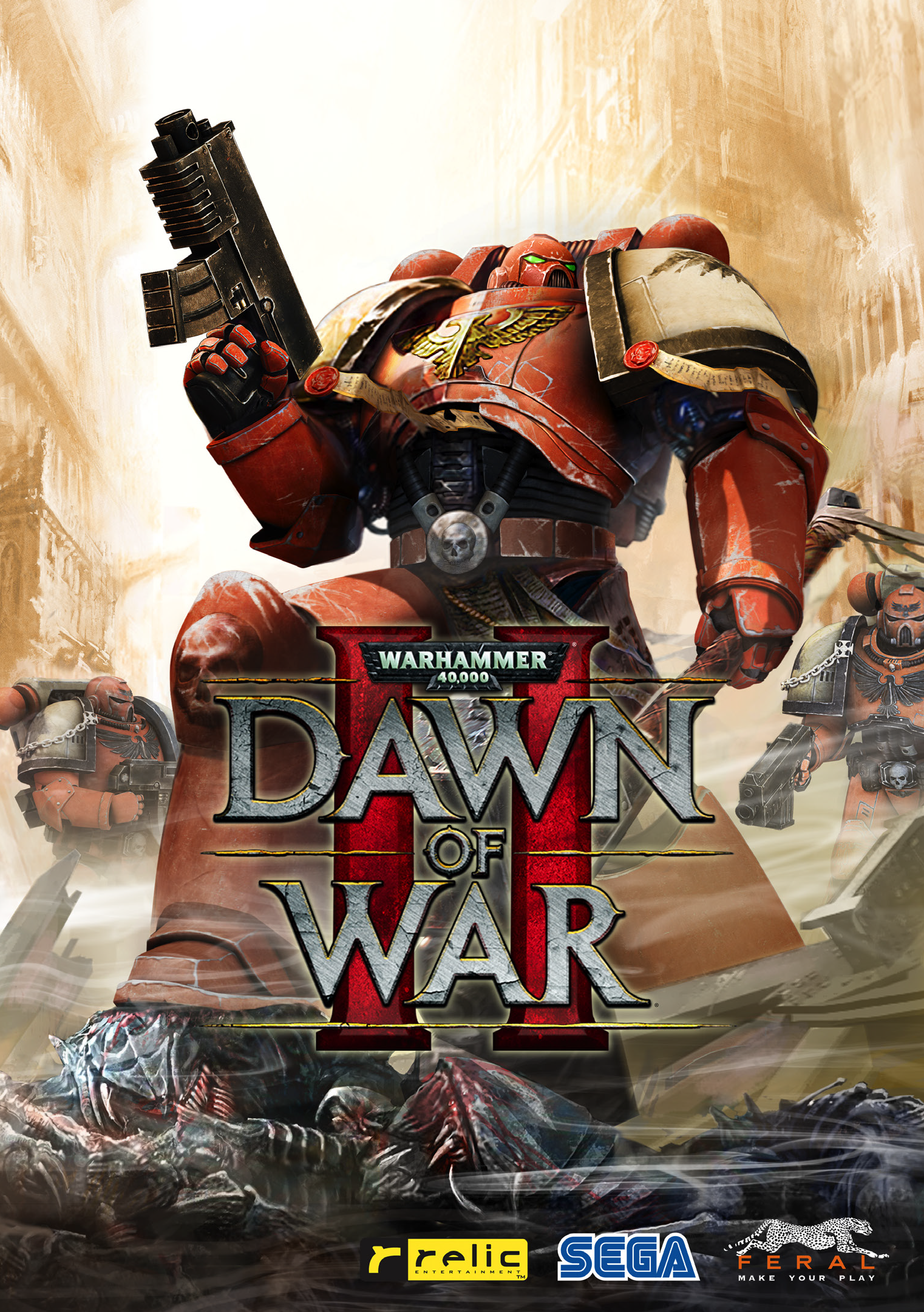 Warhammer 40,000: Dawn of War II (Mac) [Online Game Code]