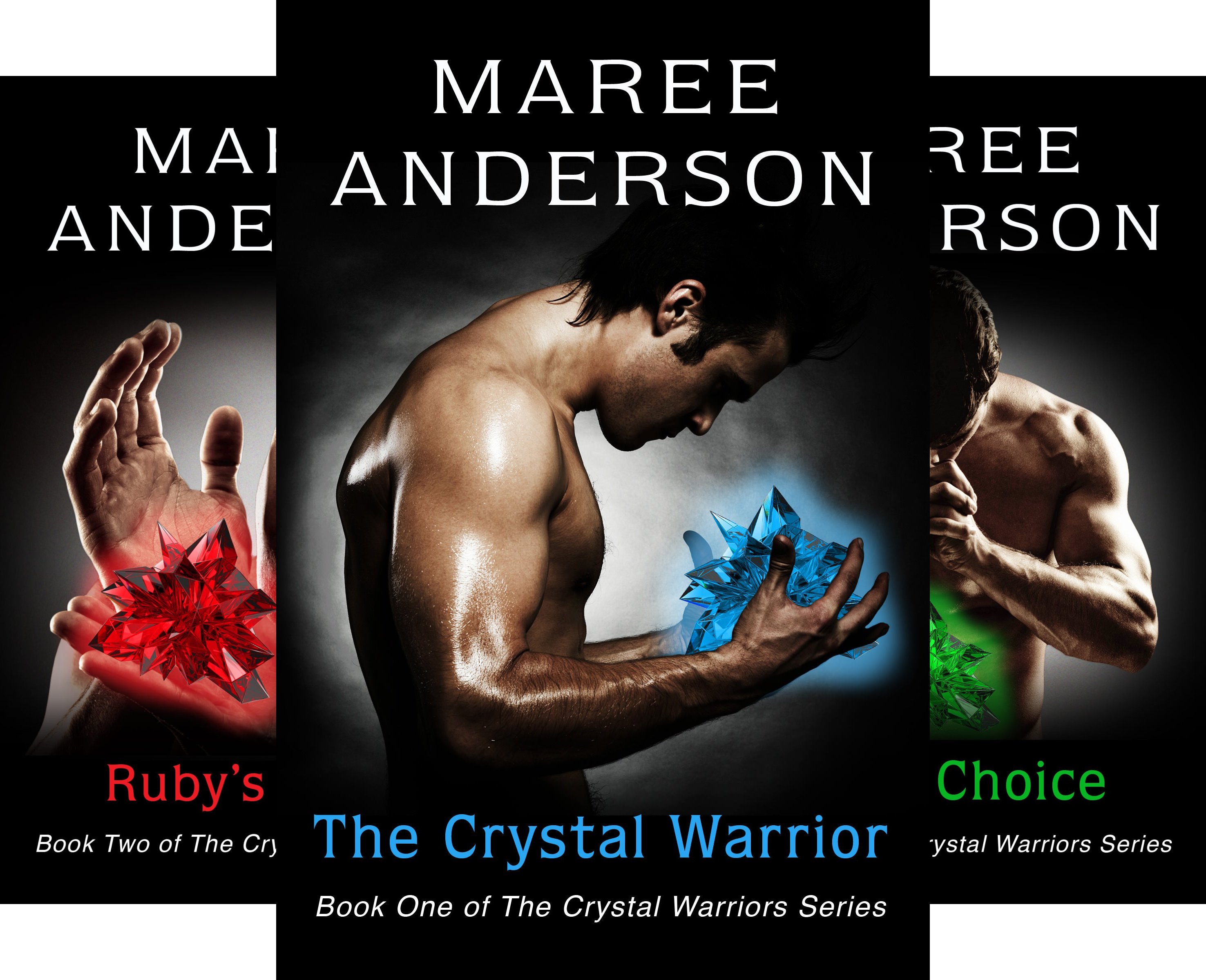 The Crystal Warriors (4 Book Series)
