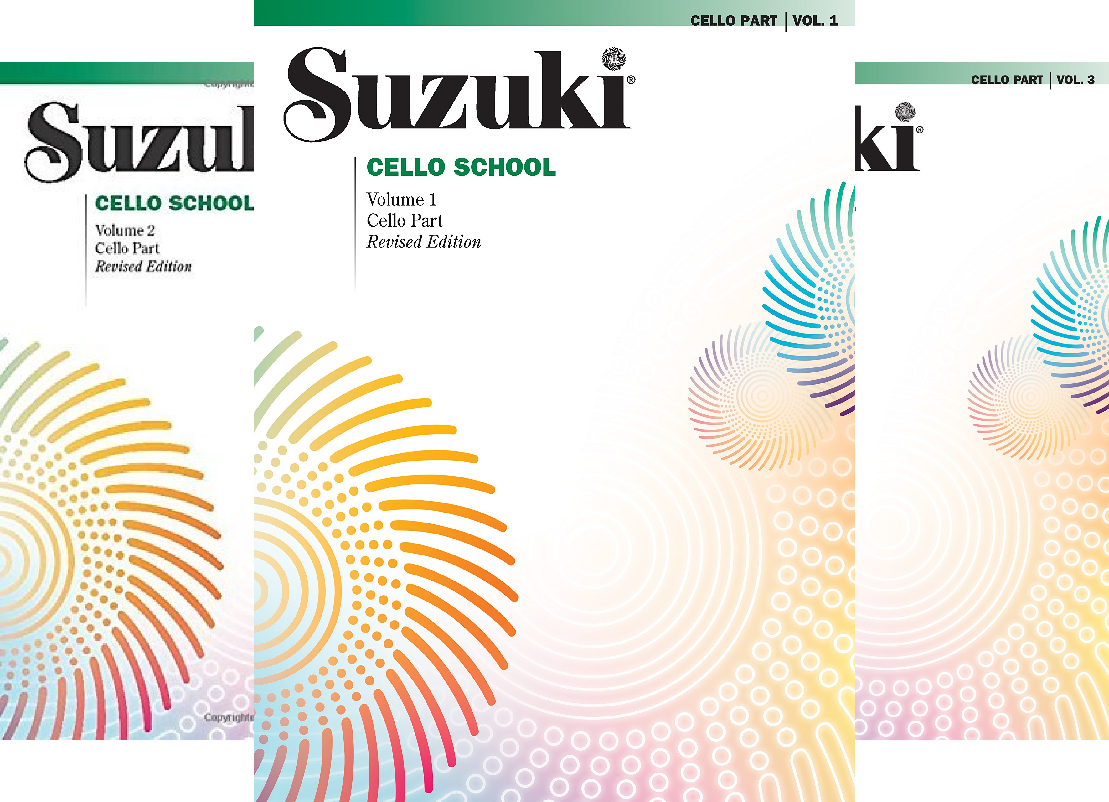 Suzuki Cello School (7 Book Series)