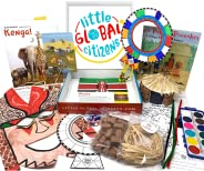 Little Global Citizens | World Culture Subscription Box for Kids | Ages 4-10