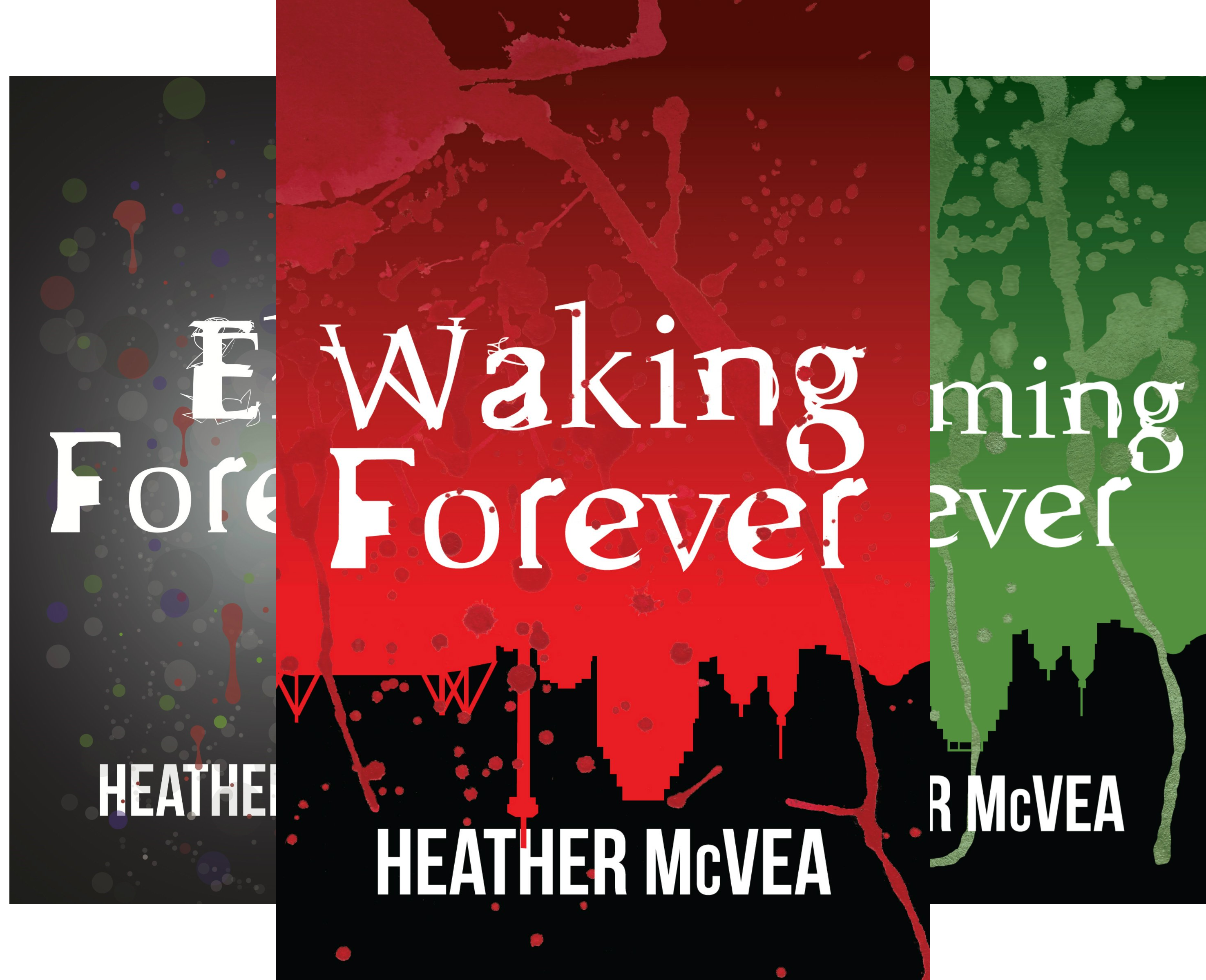Waking Forever (5 Book Series)