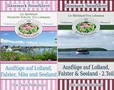 Unbekanntes Dänemark (Reihe in 2 Bänden)