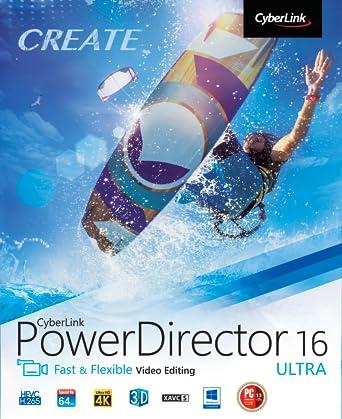 cyberlink powerdirector 16 amazon