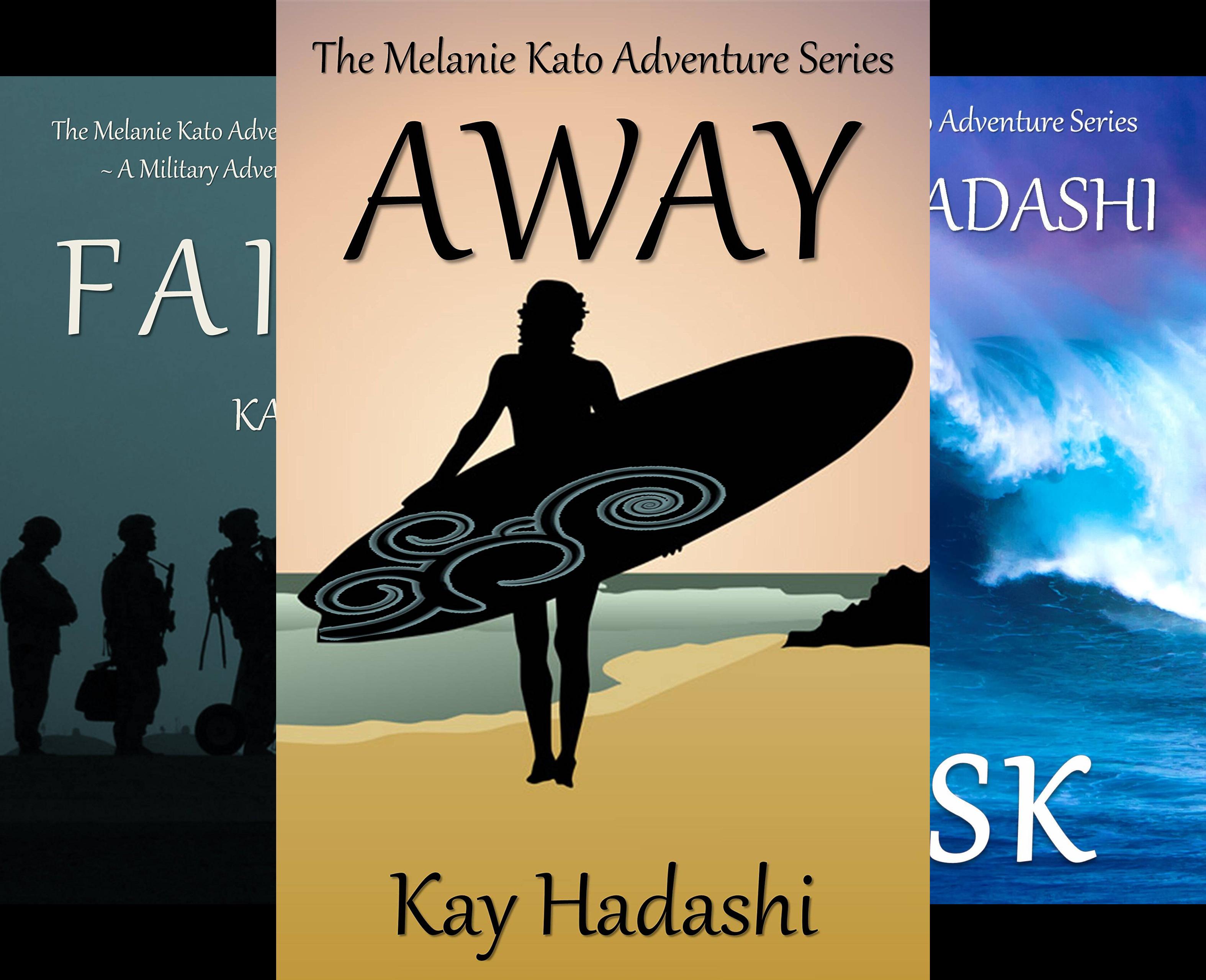 The Melanie Kato Adventure Series (6 Book Series)