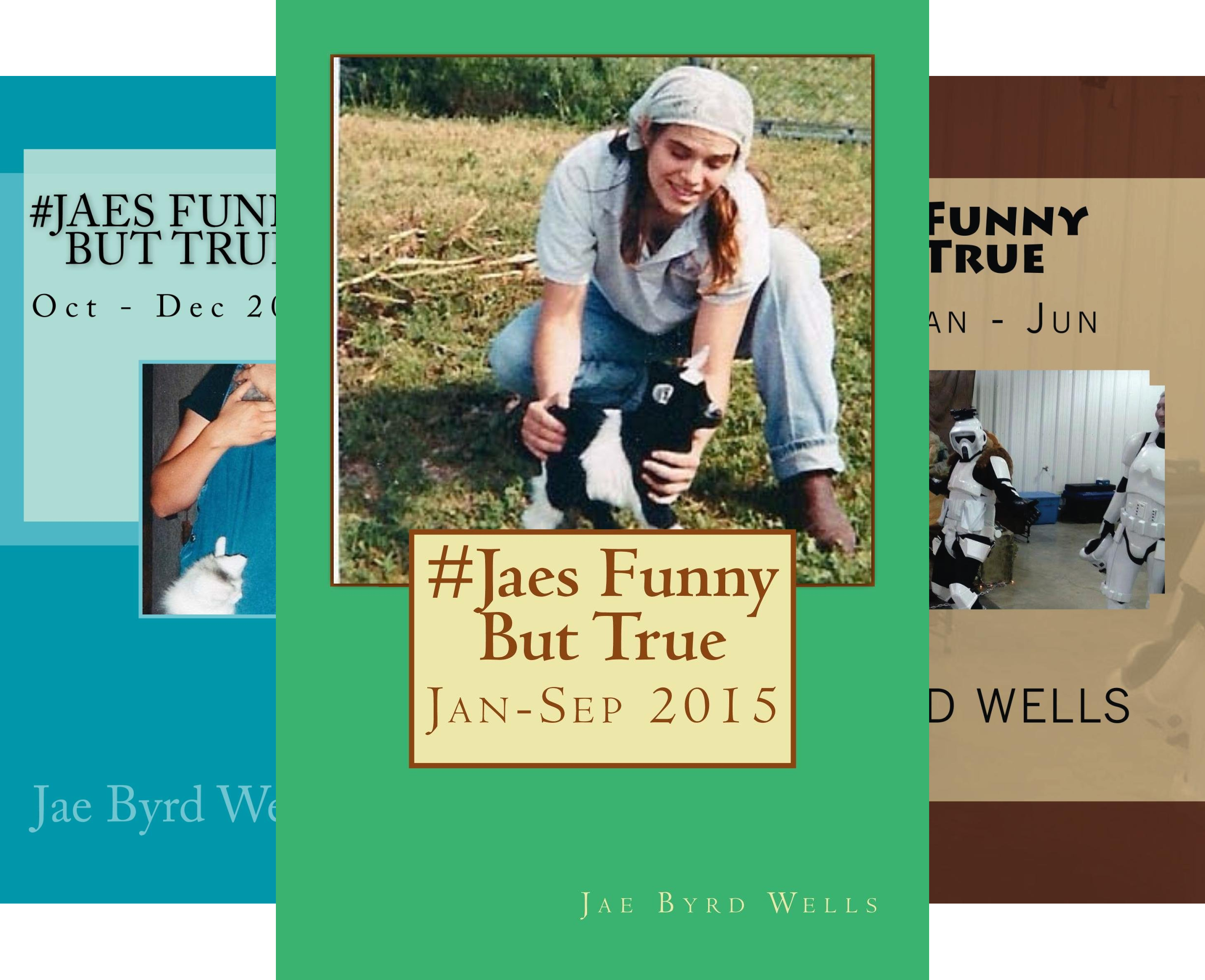 Get The Bubblewrap, Jae (3 Book Series)