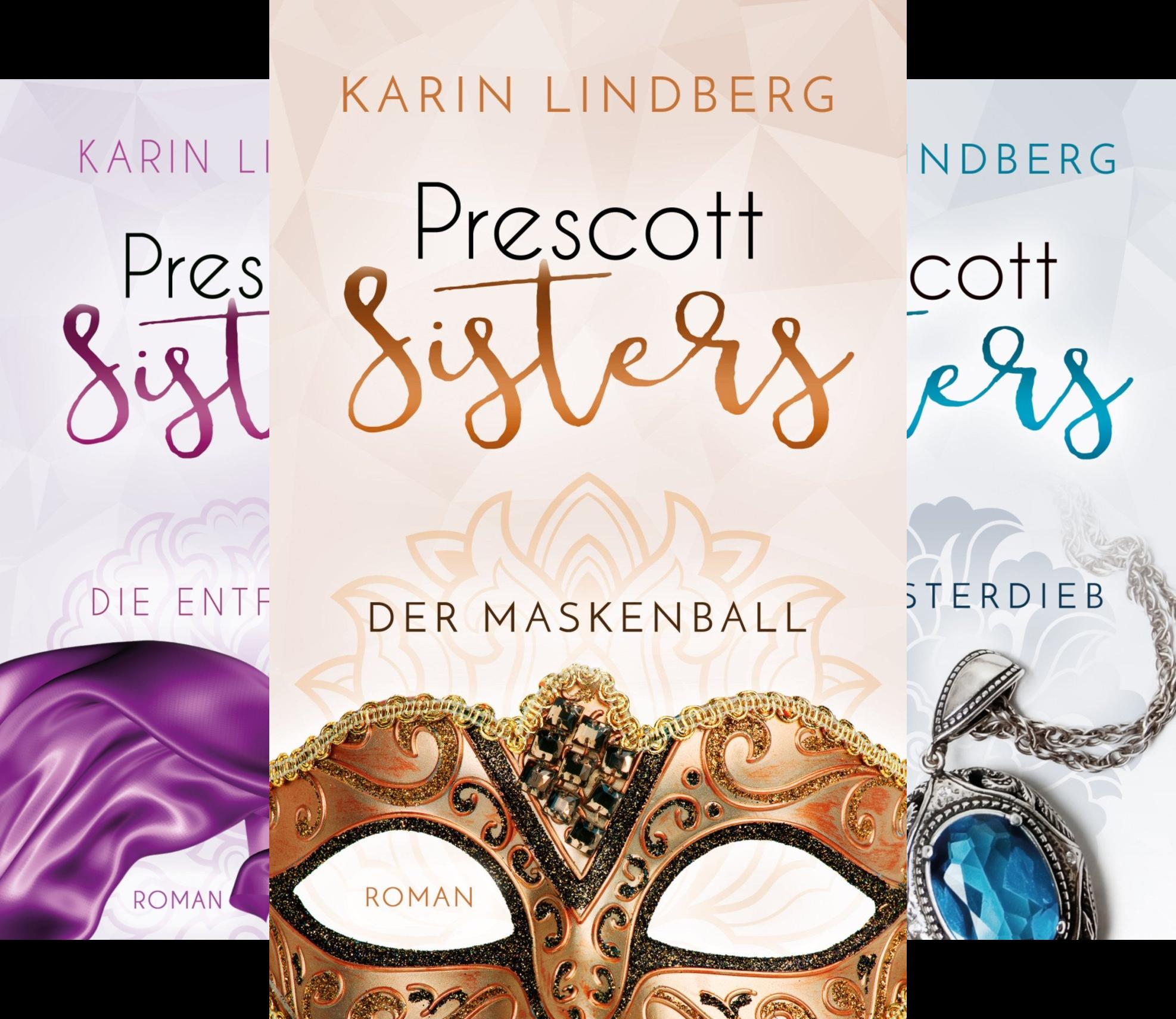 Prescott Sisters (Reihe in 4 Bänden)
