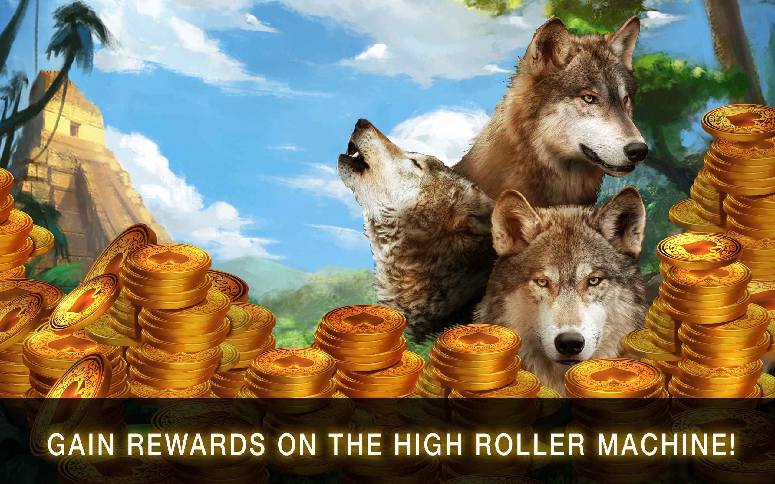 Casino wolf