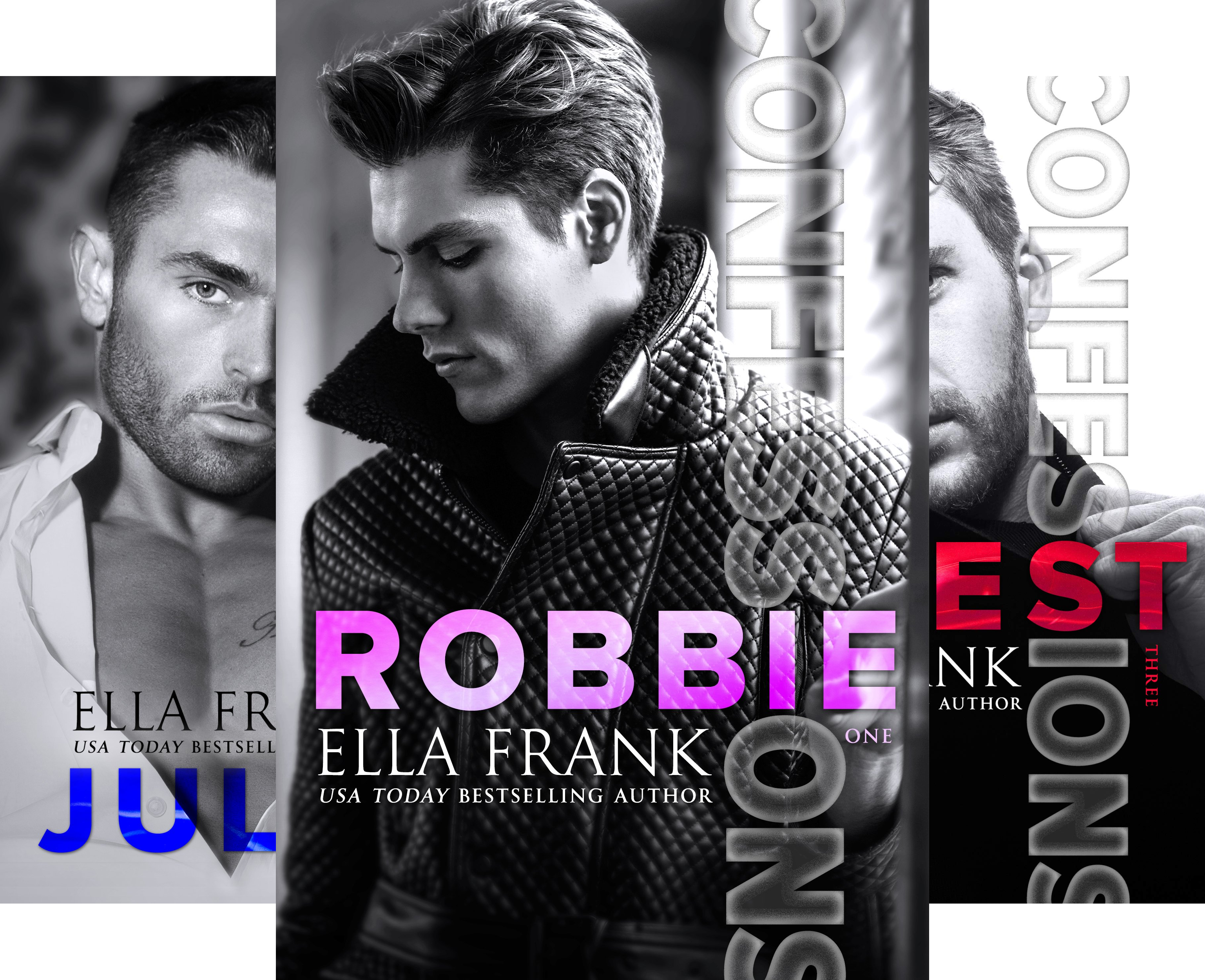 Confessions Series (3 Book Series)