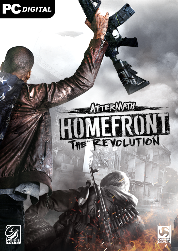 Homefront: The Revolution - Aftermath [Online Game Code] ()