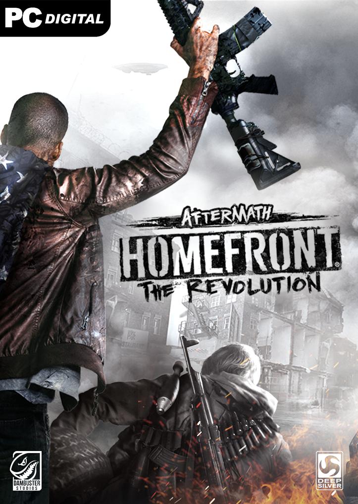 Homefront: The Revolution - Aftermath [Online Game Code]