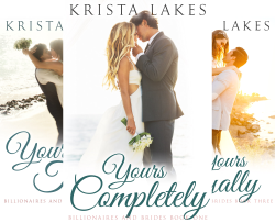 Billionaires and Brides (3 Book Series) by  Krista Lakes
