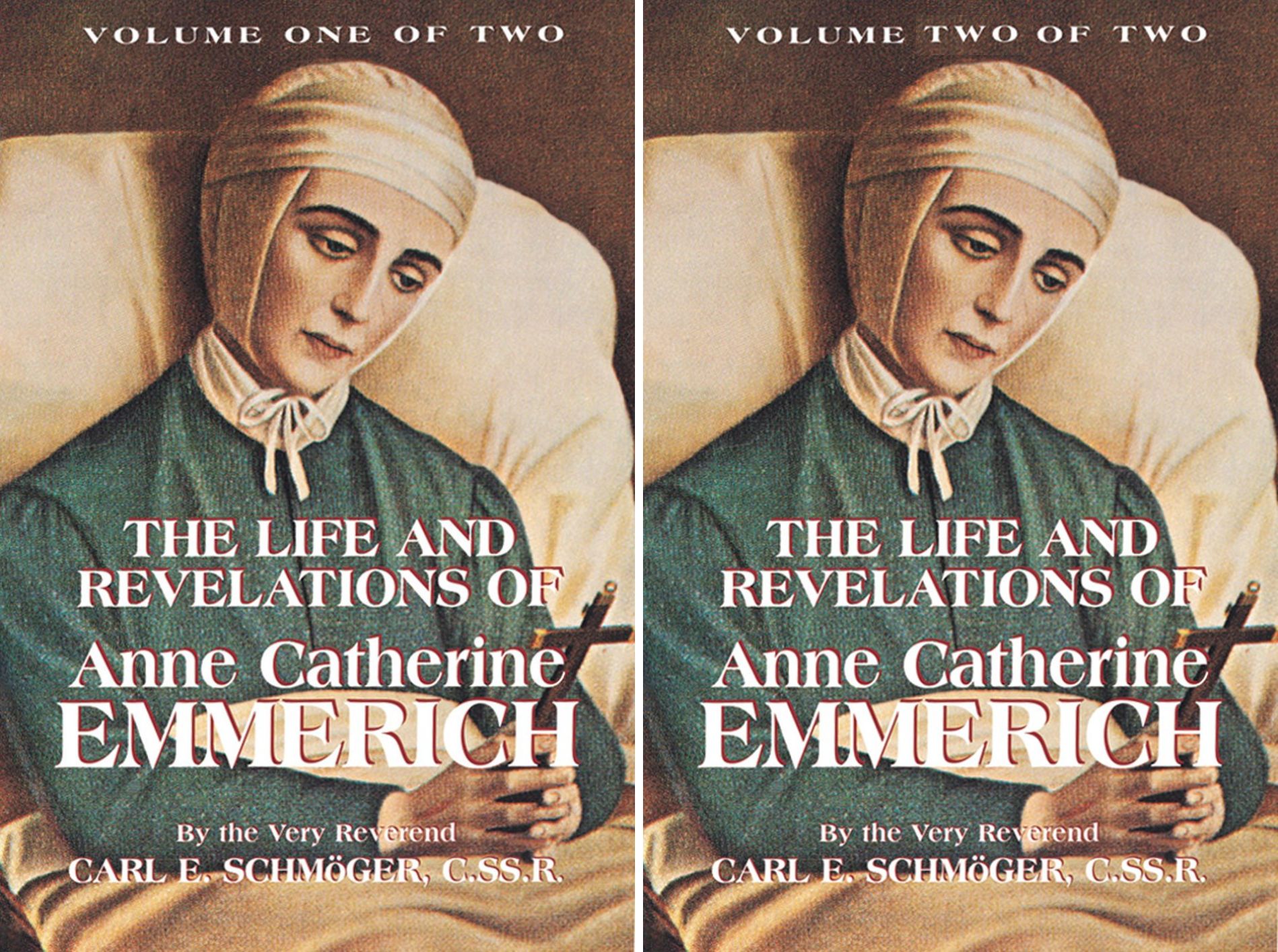 Life and Revelations of Anne Catherine Emmerich (2 Book Series)