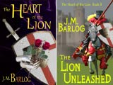 img - for The Heart of the Lion (2 Book Series) book / textbook / text book