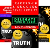 Leadership & Success Truth Bombs (4 Book Series)