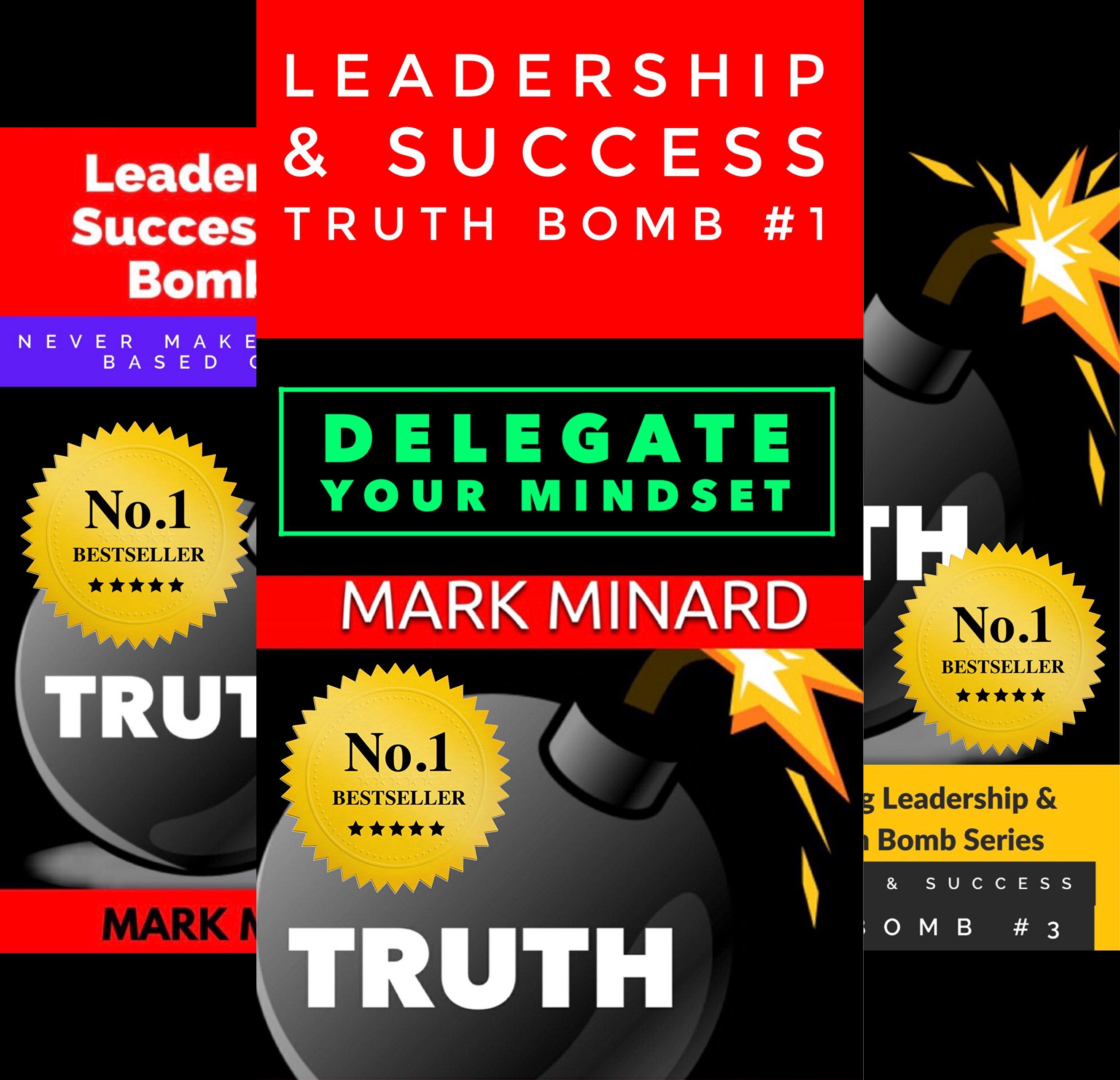 Leadership & Success Truth Bombs (4 Book Series)