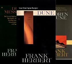 Dune (6 Book Series) by  Frank Herbert