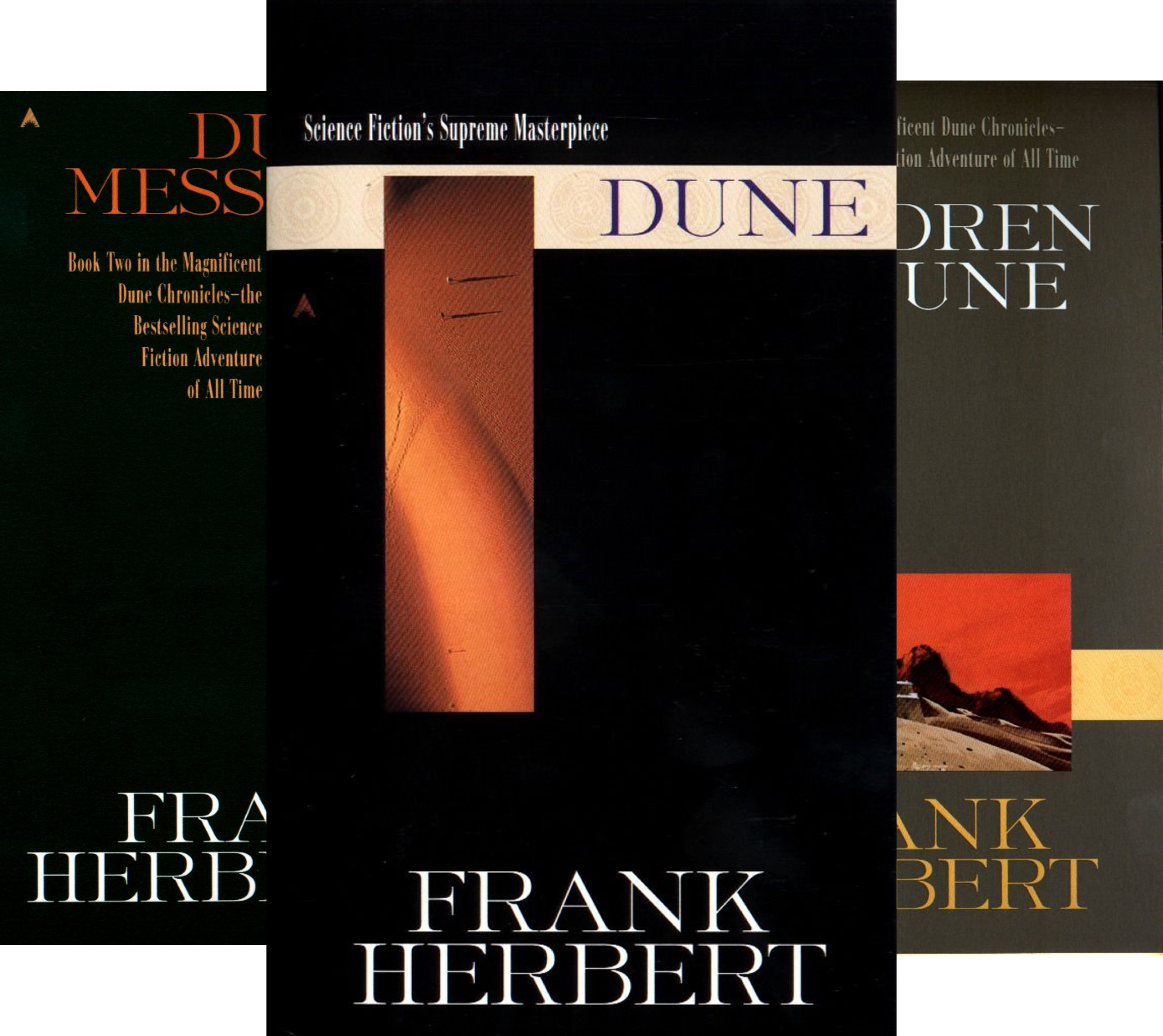 frank herbert and his classic novel dune Dune is a 1965 science fiction novel by american author frank herbert, originally published as two separate serials in analog magazine.